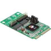 SIIG 2-Port RS232 Serial Mini PCIe with Power