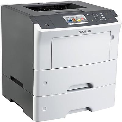 Lexmark MS610DTE Laser Printer, Monochrome, 1200 x 1200 dpi Print, Plain Paper Print, Desktop