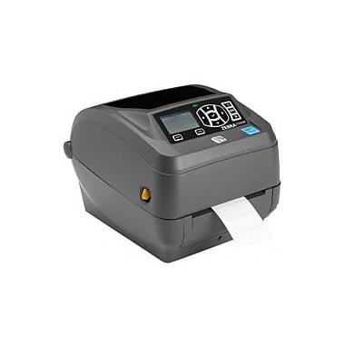 Zebra ZD500 Direct Thermal/Thermal Transfer Printer, Monochrome, Desktop, Label Print (ZD50043-T11A00FZ)
