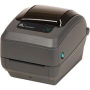 Zebra GX430t Thermal Transfer Printer, Monochrome, Desktop, Label Print (GX43-102710-150)