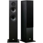 """Onkyo SKF-4800 130 W RMS, 6.30"""" Woofer Speaker, 2-way, 2 Pack, Black"""