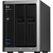 My Book Pro 12TB dual-drive, high-speed Tbolt2, Mac OS X RAID storage