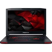 "Refurbished Acer Predator Notebook, G9-792-70DR, 17.3"", 512 GB SSD + 1 TB HDD, 32 GB Ram, 2.6 GHz, i7-6700HQ, Touch, WIN 10"