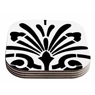 East Urban Home Philip 'Sparkles' Digital Coaster (Set of 4)