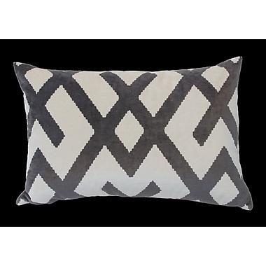 Piper Collection Marlowe Velvet Lumbar Pillow