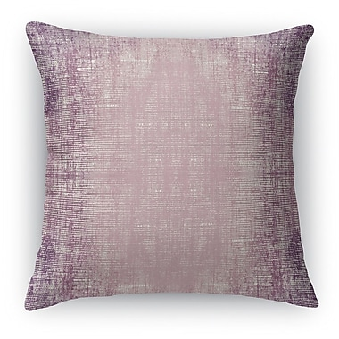 Rosdorf Park Catarina Distressed Throw Pillow; 24'' H x 24'' W x 6'' D