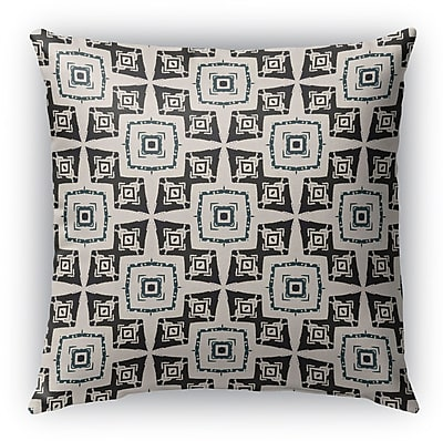Union Rustic Dillon Indoor/Outdoor Throw Pillow; 26'' H x 26'' W x 6'' D