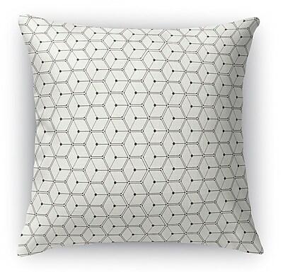 Ivy Bronx Velez Throw Pillow; 24'' H x 24'' W x 6'' D