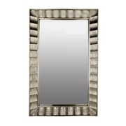 Bloomsbury Market Silver Accent Wall Mirror