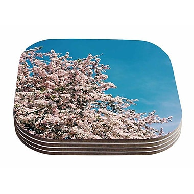 East Urban Home Chelsea Victoria 'Blossom Tree' Coaster (Set of 4)