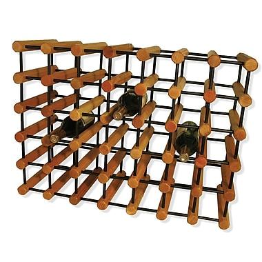 Latitude Run Darlington 40 Bottle Floor Wine Rack; Penguin