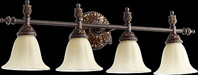 Astoria Grand Ancram 4-Light Vanity Light