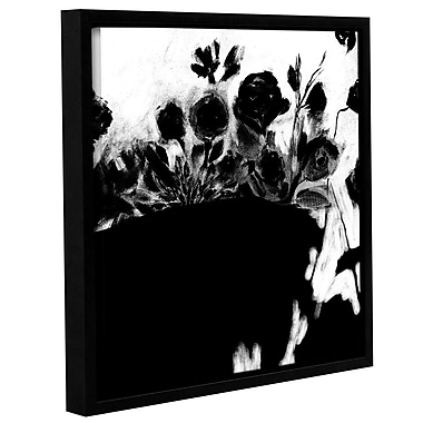 Latitude Run 'Sweetness and Light I Neutral' Framed Print on Canvas; 24'' H x 24'' W x 2'' D