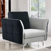 Orren Ellis Geraldine Fabric Armchair