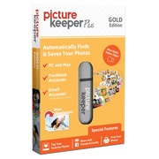 LEI Picture Keeper Gold USB Automatic Photo Backup, 16GB  (858326004369)