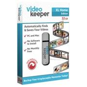 LEI Video Keeper USB Video Backup, 32GB (VK32GB)