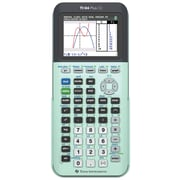 Texas Instruments TI-84 Plus CE Limited Edition Graphing Calculator, Mint Green