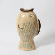 Fish Ceramic Tall Pot (2488-TX6161-00)