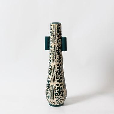 Ceramic Vase, Small, 4.5