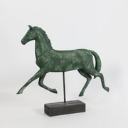 "Horse Table Decor with Stand, 18"" x 3.2"" x 20.5"" (6823-WX4042-00)"