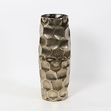 Ueli Silver Vase, Large, 6.9