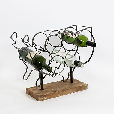 Bedivere Wine Rack, 17.5