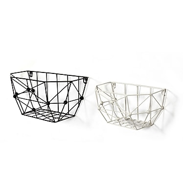 Patrick Wall Basket, 2/Pack (7890-WX1747-S2)