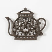 "Tea Pot Trivet, 9"" x 7"" x 6"", 6/Pack (8817-WX4162-00)"