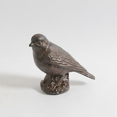 Little Birdie Metal Decor, 6.8