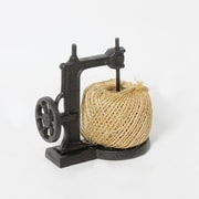 "Sewing Machine With String, Cast Iron, 6.3"" x 3.9"" x 6.3"" (8855-TX7004-00)"