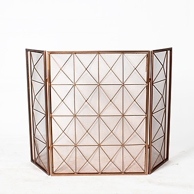 Cruz Fireplace Screen 50