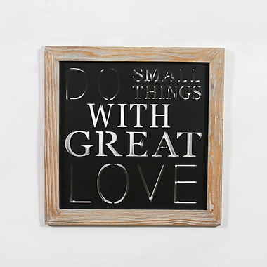 With Great Sq Wall Decor, 20