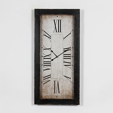 Ebele Mdf Rect. Wall Clock 15