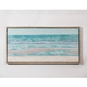 "Jennet Ocean Canvas with Frame, 48"" x 2"" x 24"" (9741-WX3668-00)"