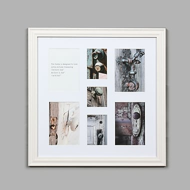 Multi Pictures Square Photo Frame, 21