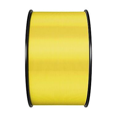 Robo 3D – Filament PLA jaune translucide de 1,75 mm, 1 kg