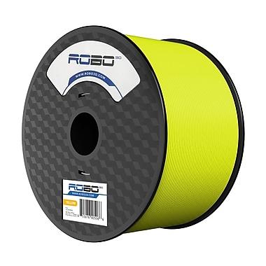 Robo 3D – Filament PLA jaune de 1,75 mm, 1 kg
