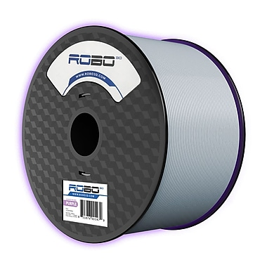 Robo 3D – Filament PLA de 1,75 mm, violet luminescent, 1 kg