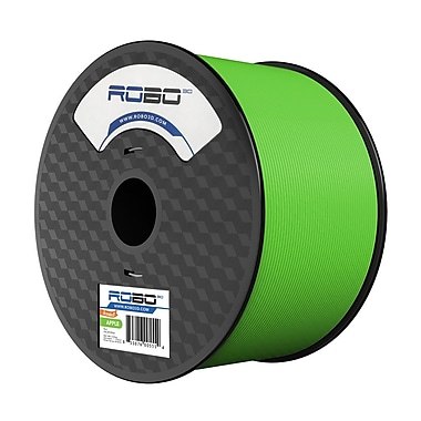 Robo 3D PLA 1 kg 1.75mm Green Apple Scent Filament