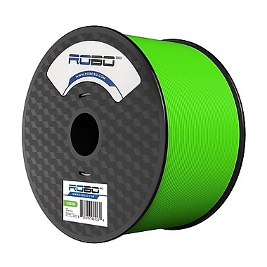 Robo 3D – Filament vert ABS 1 kg, 1,75 mm
