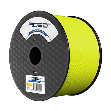 Robo 3D – Filament jaune ABS 1 kg 1,75 mm