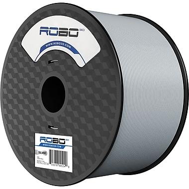 Robo 3D – Filament argenté ABS 1 kg 1,75 mm