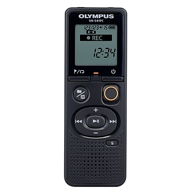Olympus VN-541PC 4GB Digital Voice Recorder (V405281BU000)