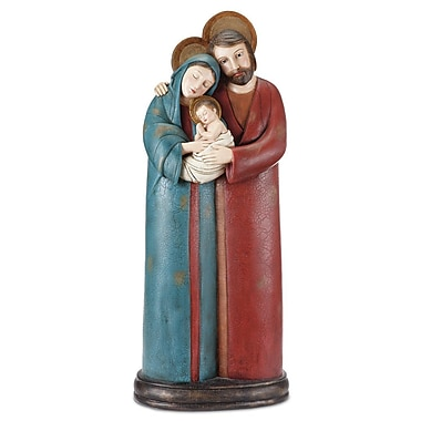 The Holiday Aisle Silvestri Winter Holy Family Display Figure