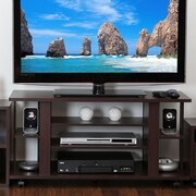 Ebern Designs Abrielle Wood TV Stand