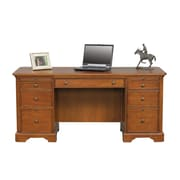 Alcott Hill Chester Flat Top Executive Desk