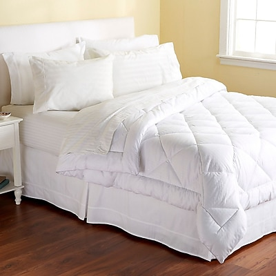 Anew Edit Luxurious Down Alternative Comforter; Twin