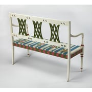 August Grove Cassel Wood Entryway Bench