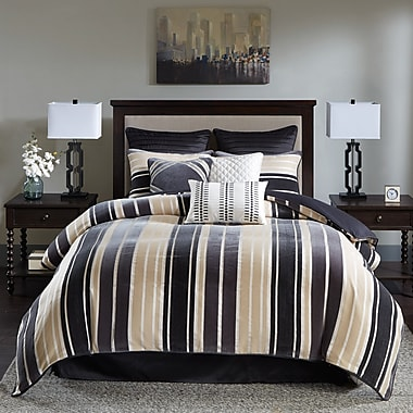 Bombay McCord Bombay Jacquard Comforter Set; King