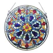 Astoria Grand Beley Victorian Round Window Panel